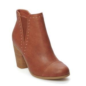 Lauren Conrad Ankle Booties